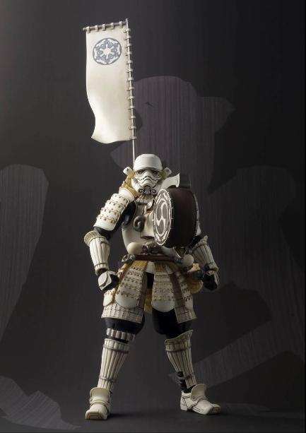 Bandai Hobby: Taikoyaku Stormtrooper ''Star Wars'', Meisho Movie Realization