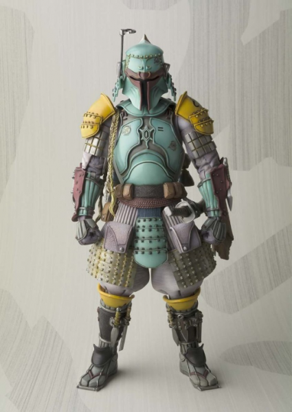 Bandai Hobby: Boba Fett ''Star Wars'', Meisho Movie Realization