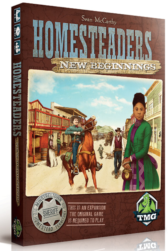Homesteaders: New Beginnings Expansion
