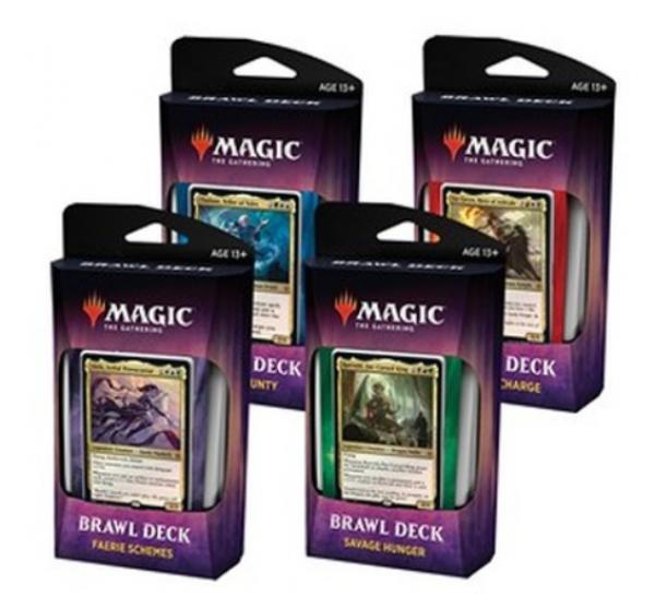 Magic the Gathering: Throne of Eldraine Brawl Deck (1)