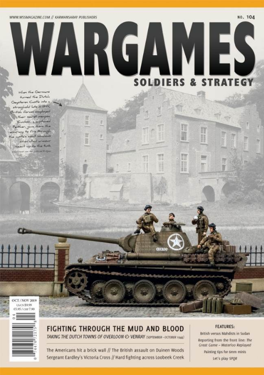 Wargames, Soldiers & Strategy Magazine: Issue #104