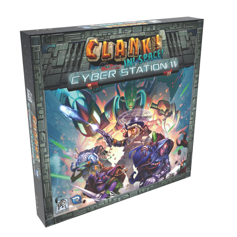 Clank! In! Space!: Cyber Station 11 Expansion