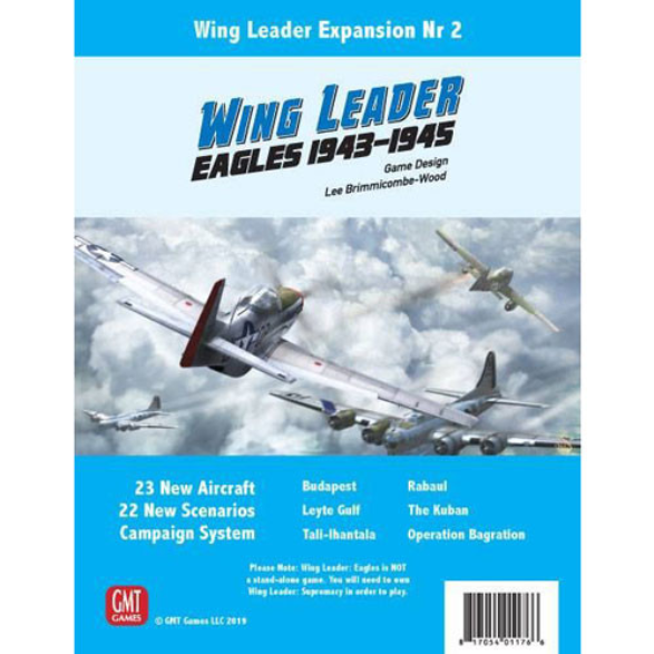 Wing Leader: Supremacy - Eagles Expansion