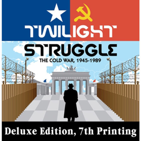 Twilight Struggle (Deluxe 7th Edition)