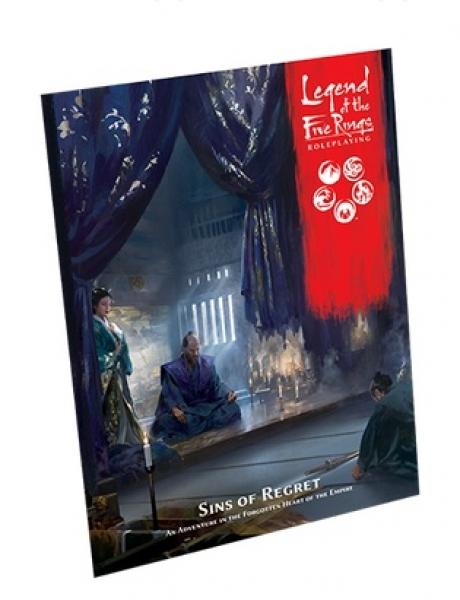 Legend of the Five Rings RPG: Sins of Regret