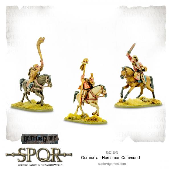 SPQR: Germania -  Horsemen Command
