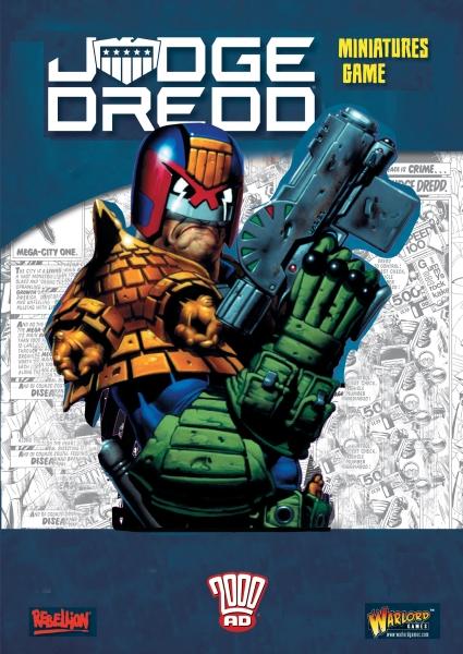 Judge Dredd: Core Rule Book