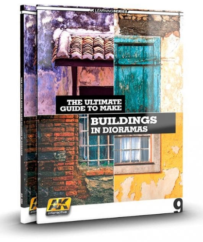 AK-Interactive: AK Learning Series 9 - The Ultimate Guide to Make Buildings in Dioramas