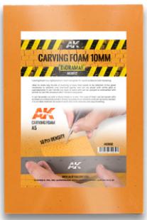 AK-Interactive: Carving Foam 10mm (A5 size)