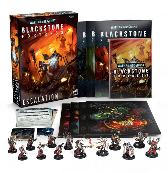 Warhammer 40K: Blackstone Fortress - Escalation