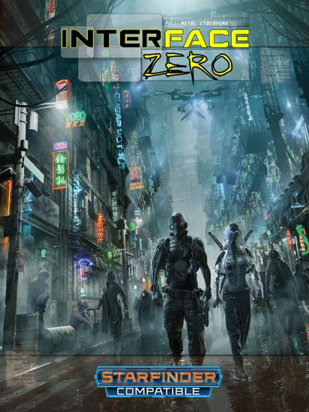 Starfinder RPG: Interface Zero
