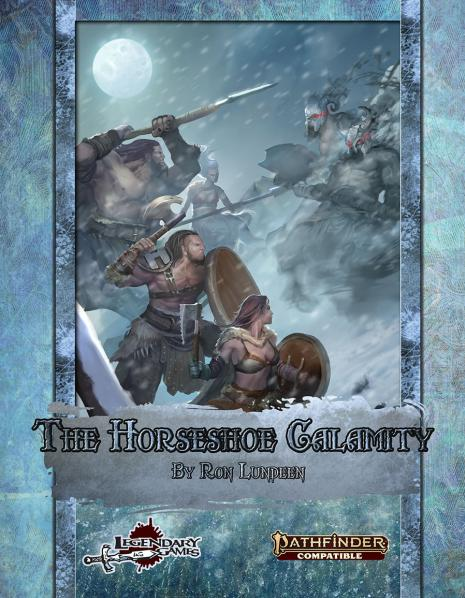 Pathfinder (P2) RPG: The Horseshoe Calamity