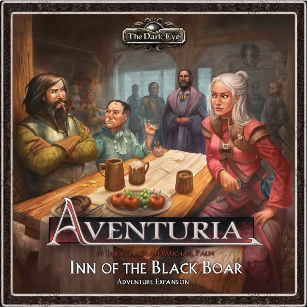 Aventuria Adventure Card Game: Inn of the Black Boar Expansion