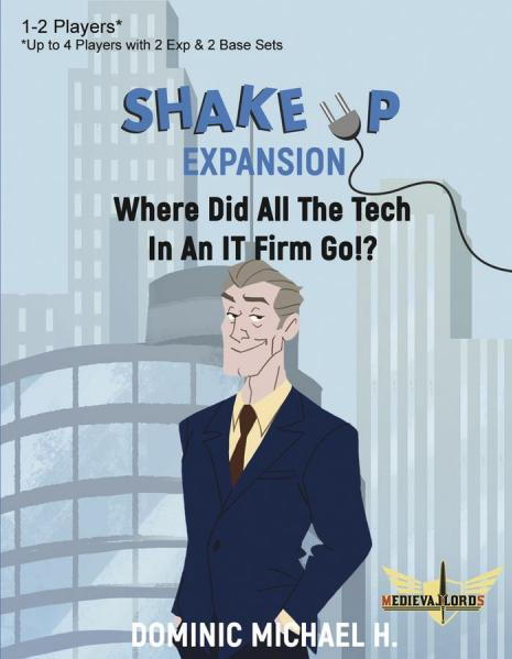 Shake Up: Where Did All the Tech in an IT Firm Go? Expansion