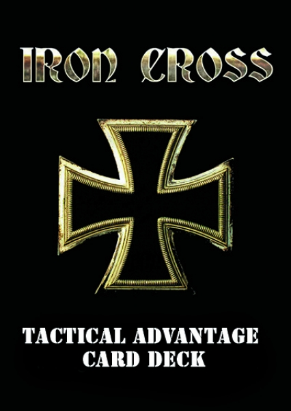 Iron Cross: Tactical Advantage Cards