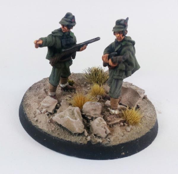 WWII: Italian Alpini Sniper – Summer Uniform