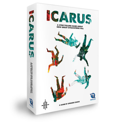 Icarus: A Storytelling Game About How Great Civilizations Fall