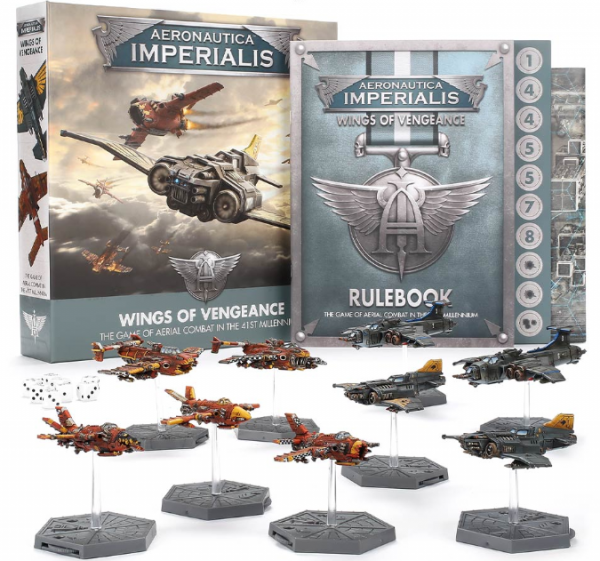 Aeronautica Imperialis: Wings of Vengeance Boxed Set