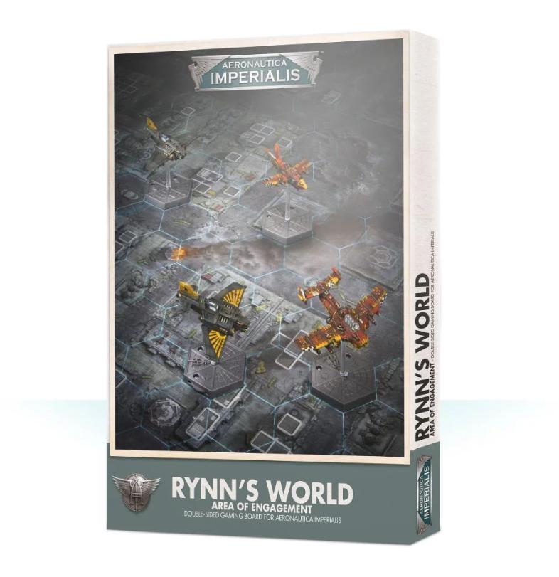 Aeronautica Imperialis: Rynn's World Area of Engagement Board