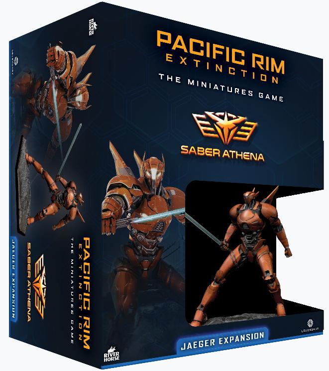 Pacific Rim: Sabre Athena Expansion