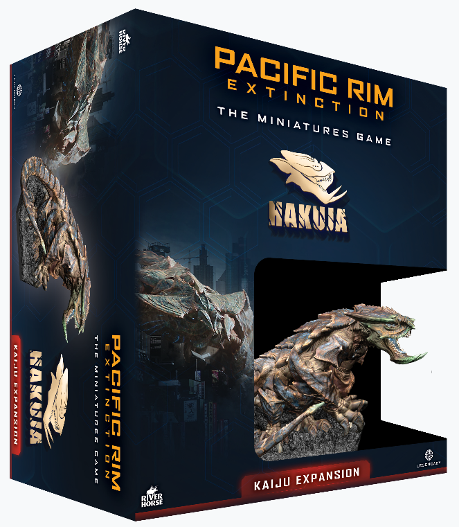 Pacific Rim: Hakuja Expansion