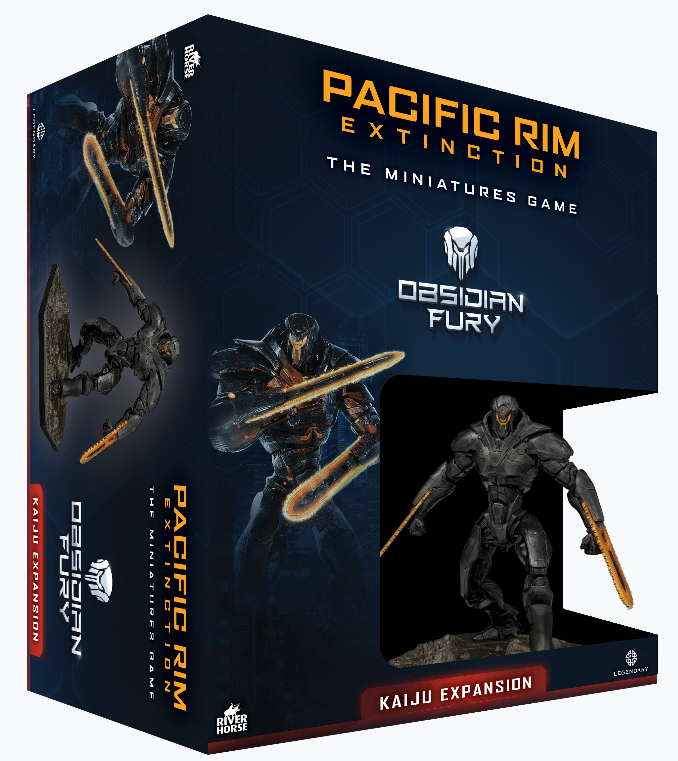Pacific Rim: Obsidian Fury Expansion