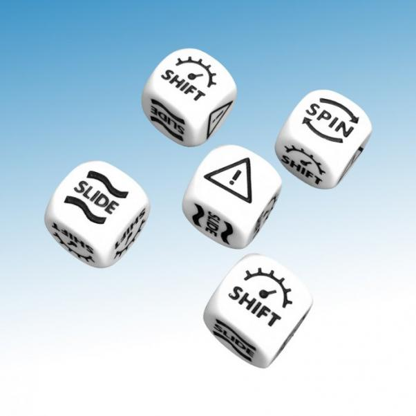 Gaslands: Skid Dice (5)