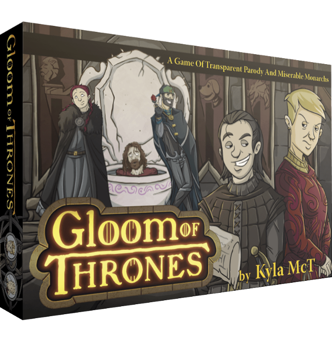 Gloom: Gloom of Thrones
