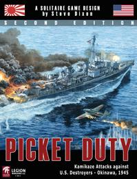 Picket Duty (2nd Edition)