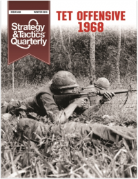 Strategy & Tactics Quarterly #8: Tet Offensive