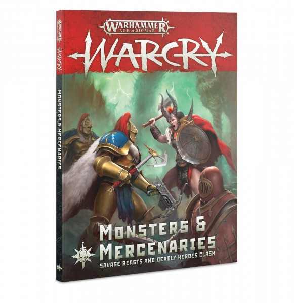 Age of Sigmar: Warcry Monsters & Mercenaries