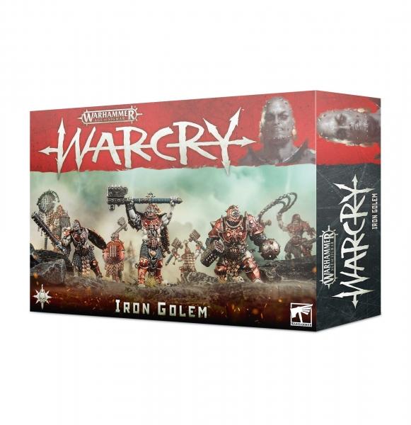 Age of Sigmar: Warcry Iron Golem