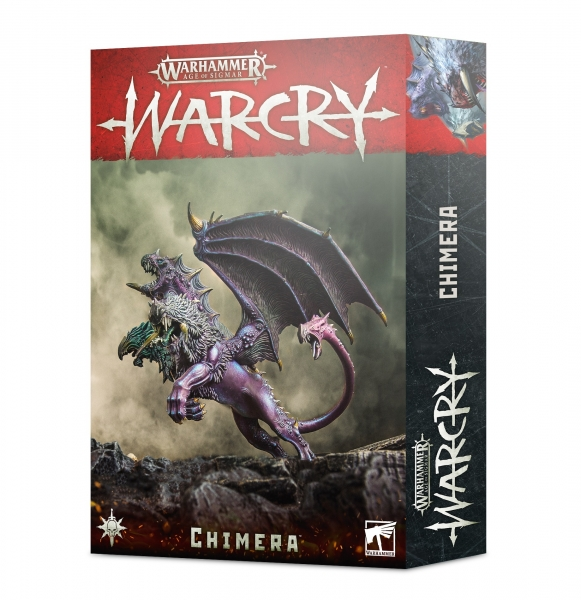 Age of Sigmar: Warcry Chimera
