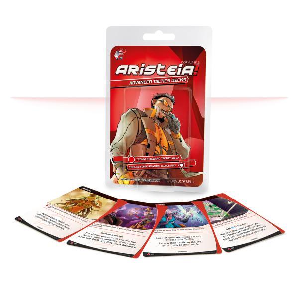 Aristeia!: Advanced Tactics Deck
