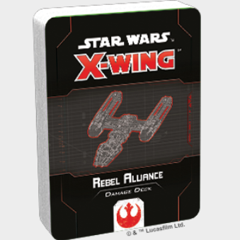 X-Wing 2.0: Rebel Alliance Damage Deck