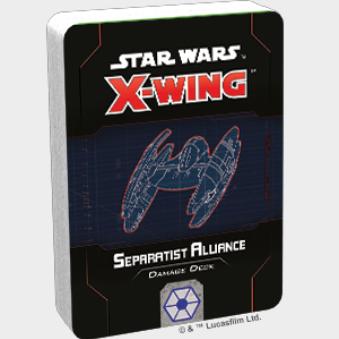 X-Wing 2.0: Separatist Alliance Damage Deck