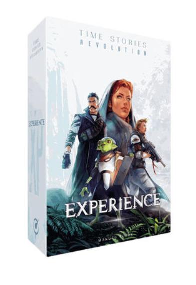 T.I.M.E. Stories: Revolution - Experience