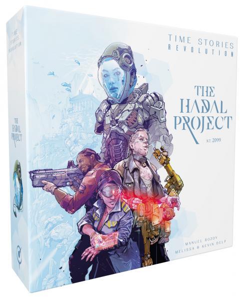 T.I.M.E. Stories: Revolution - Hadal Project