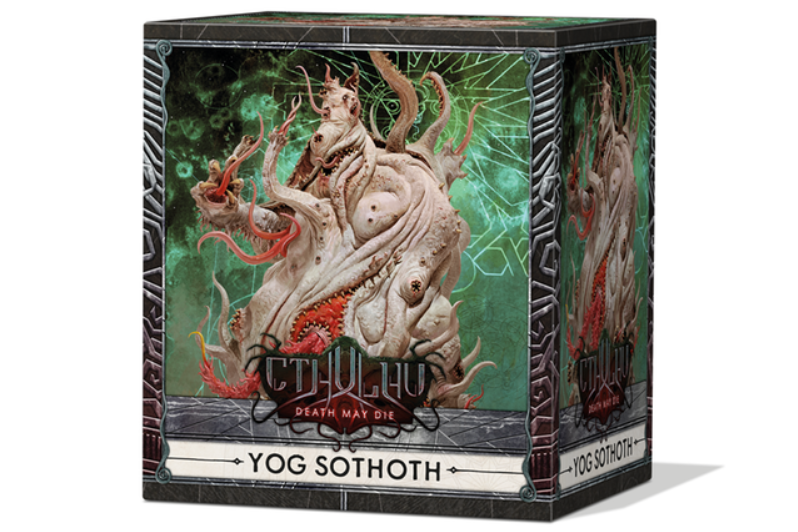Cthulhu: Death May Die - Yog Sothoth Expansion