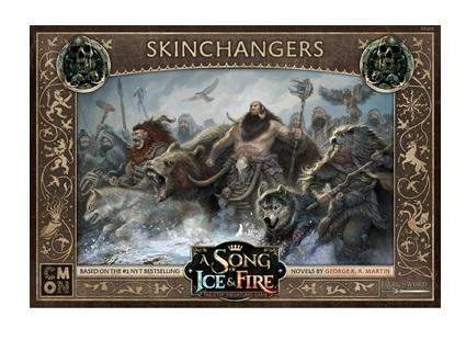 A Song of Ice & Fire: Tabletop Miniatures Game - Free Folk Skinchangers Unit Box