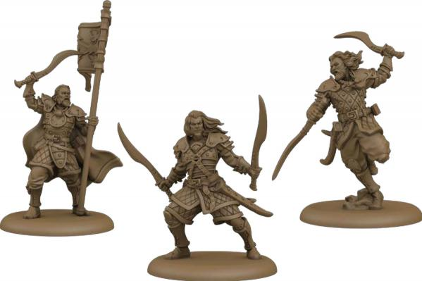 A Song of Ice & Fire: Tabletop Miniatures Game - Stormcrow Dervishes Unit Box