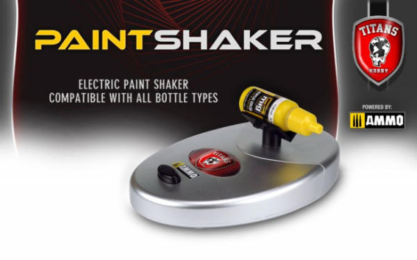 AMMO: Paint Accessory - Paint Shaker