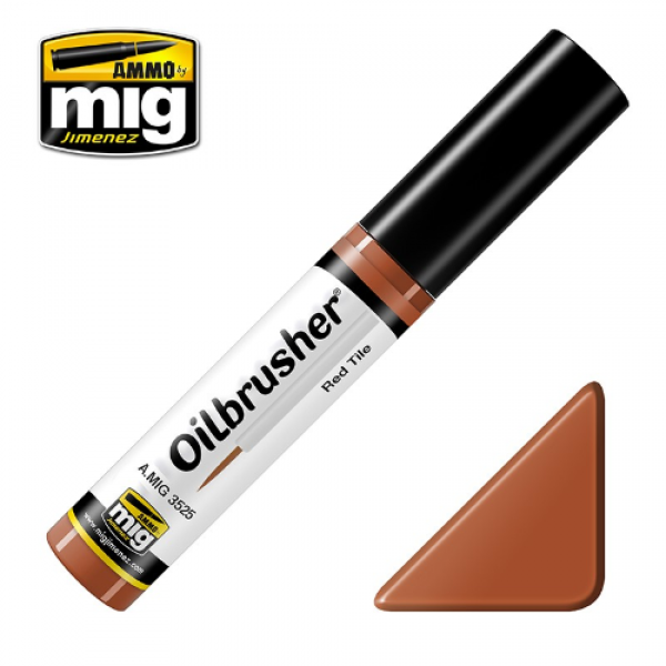 AMMO: Oilbrusher - Red Tile