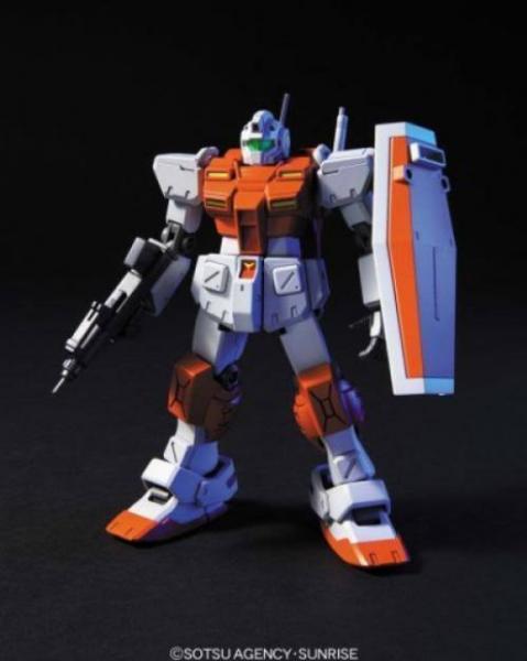 Gundam: 1/144 HGUC RGM-79 POWERED GM