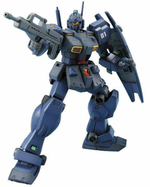 Gundam: 1/144 HGUC GM QUEL