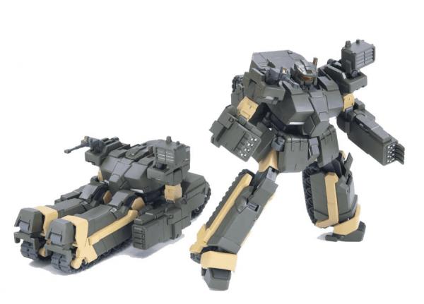 Gundam: 1/144 HGUC LOTO TWIN SET