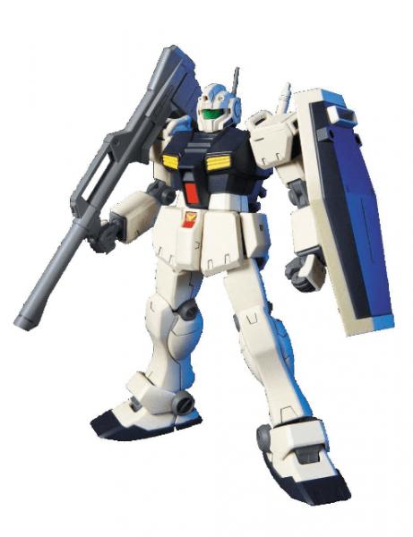 Gundam: 1/144 HGUC GM TYPE C