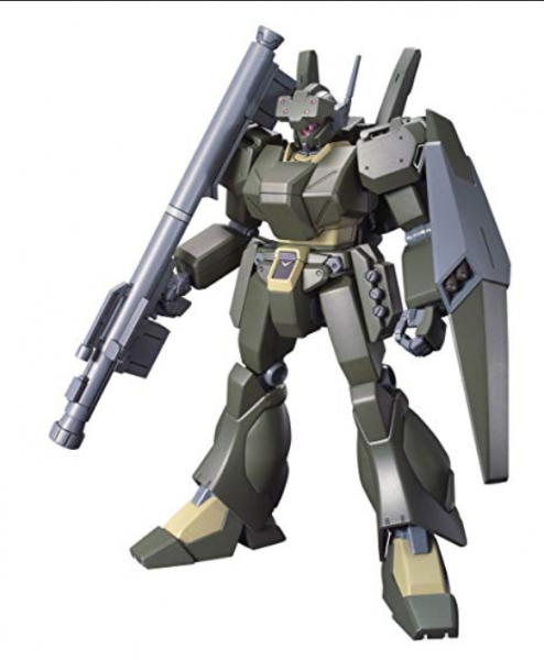Gundam: 1/144 HGUC JEGAN ECOAS TYPE