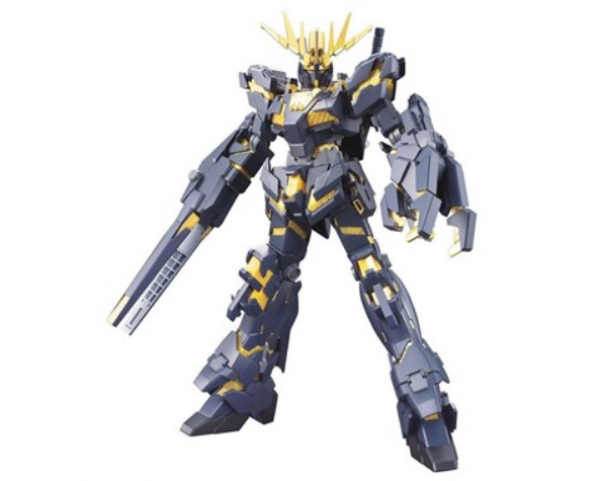Gundam: 1/144 HGUC BANSHEE (DESTROY MODE)