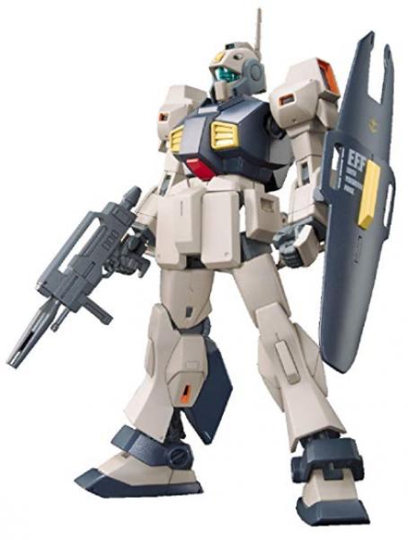 Gundam: 1/144 HGUC MSA-003 NEMO (UNICORN DESERT COLOR Ver. )